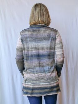 Space Dyed Cowl Neck Long Sleeve – ON SALE!