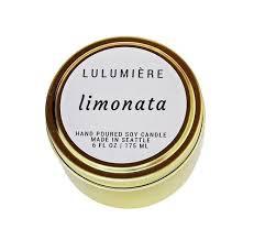 Lulumiere Limonata Soy Candle