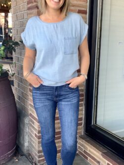 Mid Rise Classic Skinny – BACK IN STOCK!