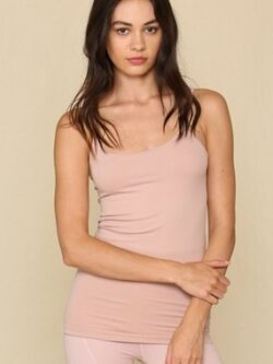 Seamless Cami, Rose