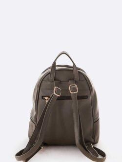 Two Tone Backpack
