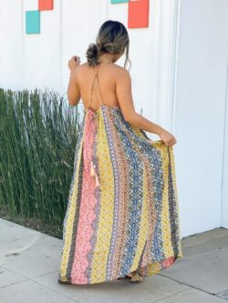 Marrakesh Maxi Dress