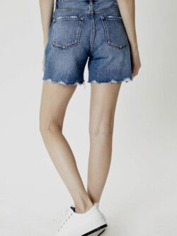 Distressed Denim Shorts – ONE LEFT!
