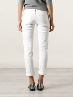 Relaxed White Jean, 7 For All Mankind