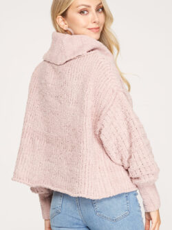 Ultra Soft Pullover, Dusty Pink