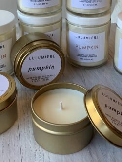 Lulumiere Pumpkin Soy Candle